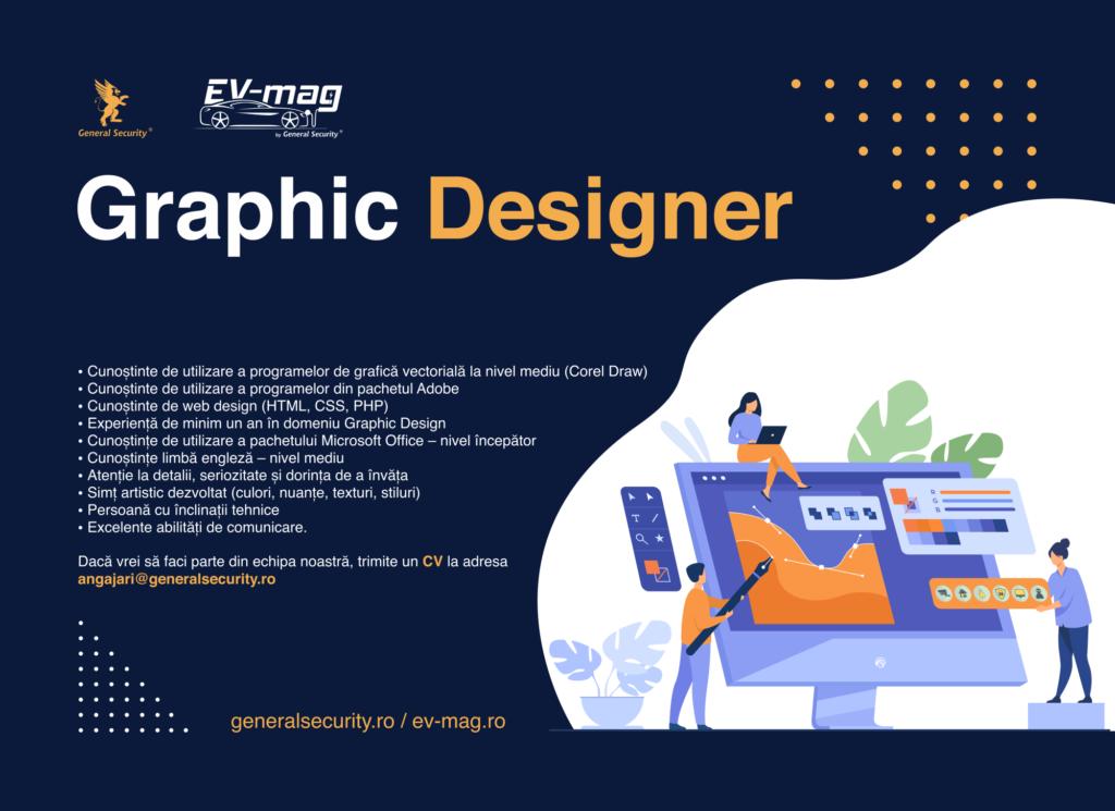 Graphic Designer - Cluj-Napoca